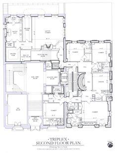 Carhart Mansion 3 East 95th Street NY Triplex-2