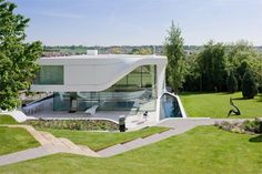 Une maison contemporaine super design