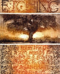 Ian MacCulloch etching