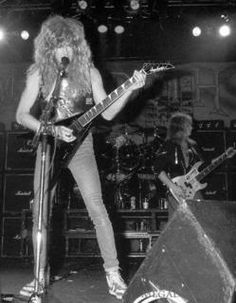 Dave Mustaine and David Ellefson - Megadeth