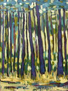 Malarstwo - Drzewa