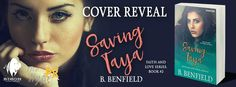 Books,Wine and Lots Of Time: Cover Reveal for Saving Taya by B Benfield