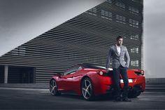 Ferrari 458 fashion by Jonathan Ribeiro on 500px