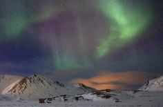 Northern Lights Norway. Photo by Anne Olsen Ryum, Nordnorsk Reiseliv