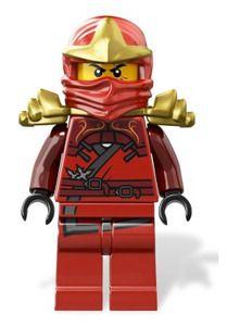 Lego Ninjago Kai Uniform 4 Masters Of