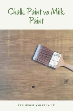 chalk paint vs milk paint #chalkpaint, #milkpaint