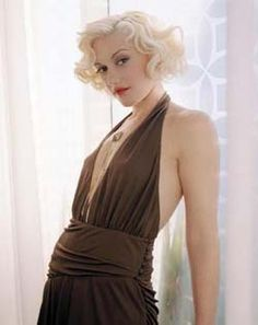Gwen Stefani.  She is really really confident!