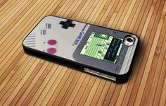 Zelda Gameboy for iPhone 4/4s iPhone 5/5S/5C/6 Samsung by filex