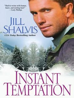 Instant Temptation by Jill Shalvis - T. Wilder is the perfect package of breathtaking adventure and raw sex appeal. Even better, he's about to reconnect with the one woman he's never been able to forget. Jill Shalvis, Books To Read, My Books, Historical Romance, Book Nooks, Romance Novels, Book Authors, Great Books, Bestselling Author