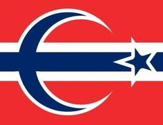 norsk-flagg-islam