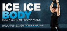 Hockey Workout - Train Like An Elite Hockey Athlete