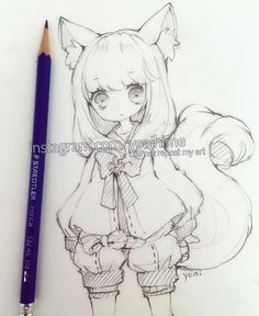 Spending 1 hour in the Blade and Soul character creation menu....ヽ(´o`;)I wanted to make another Lyn but I think I should also try something new - - - - - #bns #bladeandsoul #sketch #pencil #chibi #pencildrawing #kawaii #kawaiigirl #cute #moe #fanart #traditionalart #anime #animegirl #animeart #animedrawing #animestyle #manga #mangaart #mangadrawing #mangastyle #mangagirl #instasketch #instadraw #instaart #instaanime #instamanga