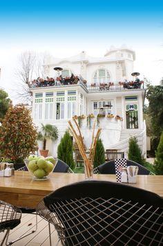 Happy Moon's - Fenerbahçe Köşk, Bağdat Caddesi #restaurant