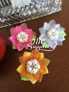 Flor de la tela flor de la venda flores de la boda flor