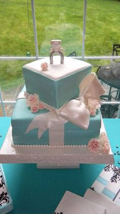 Engagement Party Cakes