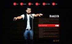 Singer Ranjith - Portfolio - Style2