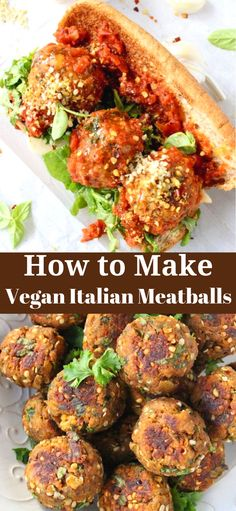 How to make easy vegan Italian meatballs from scratch with cannellini beans, mashed potatoes and wheat gluten. How to make easy vegan Italian meatballs from scratch with cannellini beans, mashed potatoes and wheat gluten. Vegetarian Grilling, Healthy Grilling Recipes, Veggie Recipes, Vegetarian Recipes, Barbecue Recipes, Barbecue Sauce, Veggie Food, Vegan Sandwich Recipes, Tailgating Recipes
