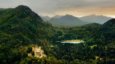 Castle Hohenschwangau, Bavaria, Germany