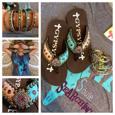 Lovin' our new Gypsy Soule styles!  Southern Thread Austin, TX.