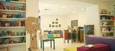 Libreria Dudi, an independent children's bookshop with books and games | Via Quintino Sella 71 in Palermo, Sicily