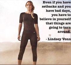 ac543625568 Lindsay Vonn World Champion Downhill Skier