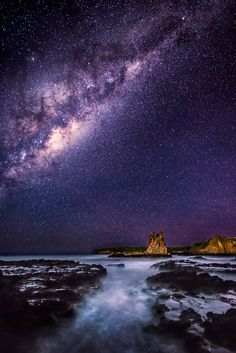 Under the Milkyway by Joshua Zhang on 500px~Sydney~Australia