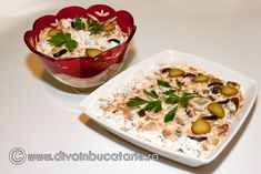 SALATE FESTIVE PENTRU SARBATORI | Diva in bucatarie Hummus, Oatmeal, Cooking Recipes, Breakfast, Ethnic Recipes, Inspirational, Diet, The Oatmeal, Morning Coffee
