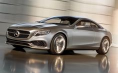 Gorgeous Mercedes-Benz Concept S-Class Coupe