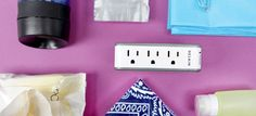 8 Nifty Little Items You Never Pack... But Should