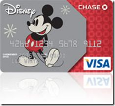 disney credit card earn points