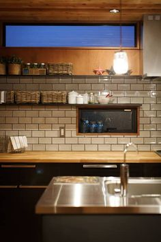 house-06: dwarfが手掛けたキッチンです。