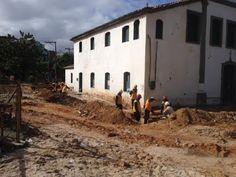 Blog do Rio Vermelho, a voz do bairro: Obras do Rio Vermelho já estão impactando no trâns...