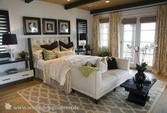 Foto 1577: die moderne Ausstattung des Schlafzimmers