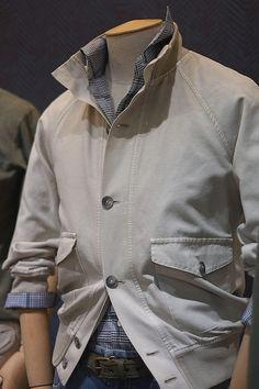 Eidos Napoli Spring Jacket.