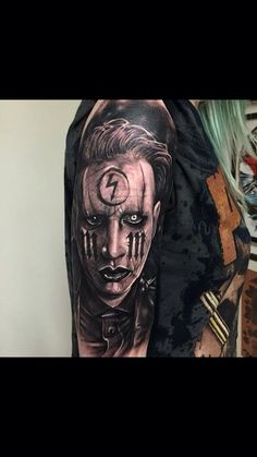 Awesome MM tattoo