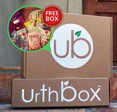 """Right now you can Buy an Urthbox Box get a Bonus Box Free and they are also offering Vegan Foody followers $10 off any size with coupon code """"promo10″! >> http://bit.ly/2nznO2D For those of you who are interested in monthly delivery of vegan products, Urthbox offers 4 different sizes of boxes filled to the brim with vegan, non-GMO, organic and mostly gluten-free, snacks, beverages and more (**they do sell non-vegan boxes as well - so make sure you select the vegan one)!"""