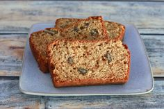This Moist Butter Pecan Quick Bread Is a Delicious Snack