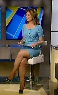 Amusing idea fox news women legs spread pity