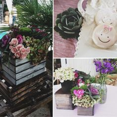 Baby Shower-Florals and Decor Avant Gardens Miami