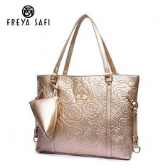 This designer leather handbag includes one handbag and one small purse.  Versatile for all occasion 4ec0754846b67