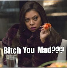 Taraji P Henson as Cookie Lyon in Empire<br> Empire Memes, Empire Quotes, Serie Empire, Empire Fox, Lucious Lyon, Empire Cookie, Cookie Lyon, Empire Season, Tony Soprano