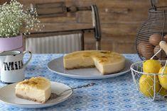 ▷ Tarta de Crema Catalana Sin Horno - Blog My Karamelli