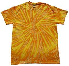 20a1f8d24 Tie Dye T-Shirt, Twist Neon Pineapple Multi-Color Spiral short Sleeve S M L  XL 2XL 3XL, Tie-Dye, Hanes, Gildan, Shirt, Unisex, shirt, tshirt