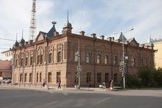 Якутск: пр.Ленина,40: Национальная библиотека Республики Саха (Якутия); 18.06.2013