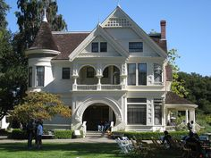 Patterson House at Ardenwood Historic Farm Fremont, CA by baker7598, via Flickr