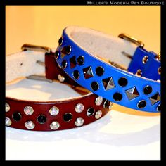 113 Best Dog Collars Images Collars Leather Dog Collars