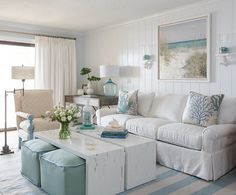 """296 Likes, 17 Comments - Erin Moser (@houseofturquoise) on Instagram: """"This breezy Jacksonville Beach condo designed by @awdinteriors is filled with beautiful details!…"""""""