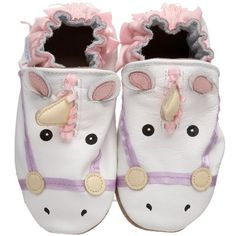 what little kid DOESN'T need a pair of unicorn shoes? These are my fav True shoes. She loves em