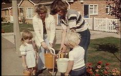 Summer 1976....THE summer.....water shortages.