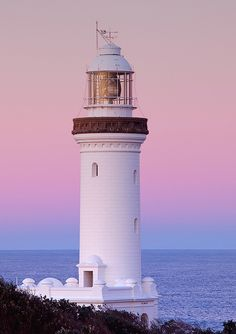Norah Head lighthouse, Norah Head, NSW Australia